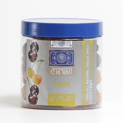 """""""გემუანი"""" სუბლიმირებული ხილი - ბალი (მიქსი. 55 გრ.)"""
