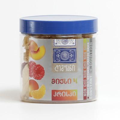 """""""გემუანი"""" სუბლიმირებული ხილი მიქს 4 - 28გრ"""