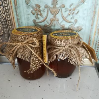 """""""ფარსმან კაციტაძე"""" ცაცხვის თაფლი (145გრ)"""